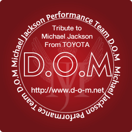 Michael Jackson Performance Team D.O.M